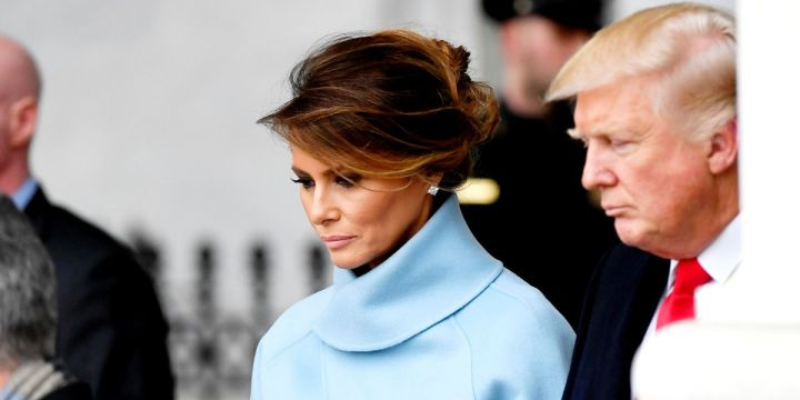 Why '#Free Melania' Has White Privilege Written All Over It