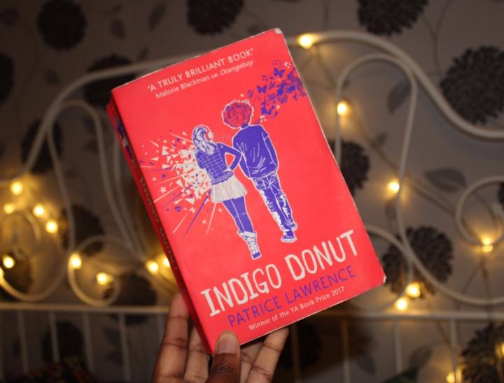 Indigo Donut